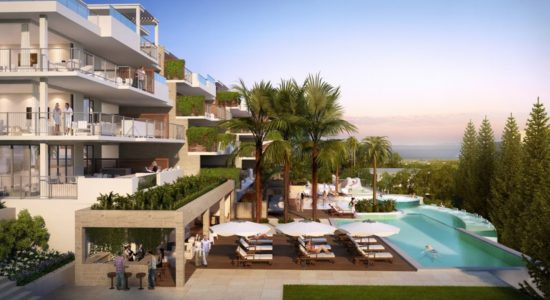 la cala new build property for sale